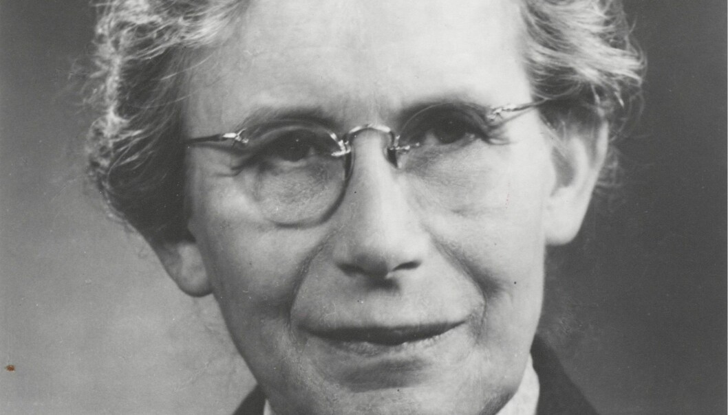 Inge Lehmann, 1888-1993