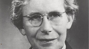 The female scientist who discovered the core of the Earth