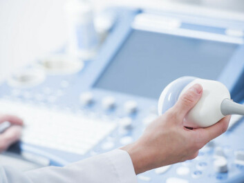 An ultrasound scan could pick up most cases of testicular cancer. (Photo: Thomas Andreas/Shutterstock)