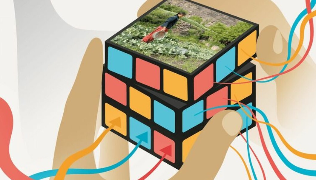 Can you solve the poverty cube? (Illustration: Author provided)