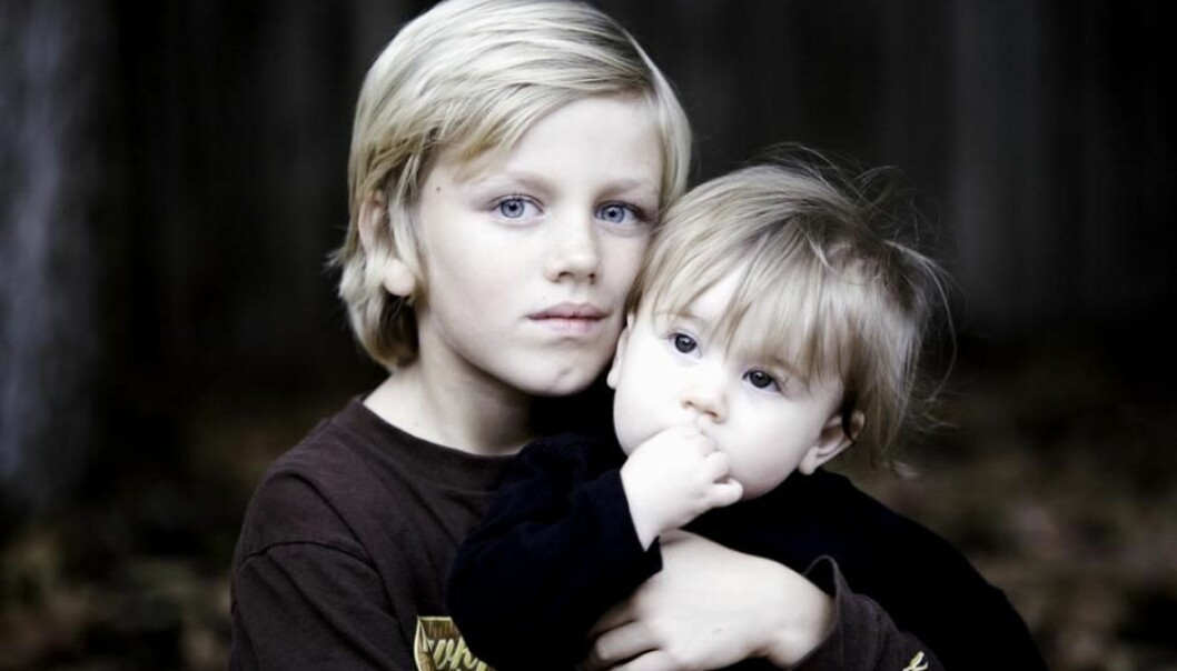 Losing a sibling is a source of sorrow and grief for the remaining children, who may even feel let down by their parents. (Photo. Shutterstock)