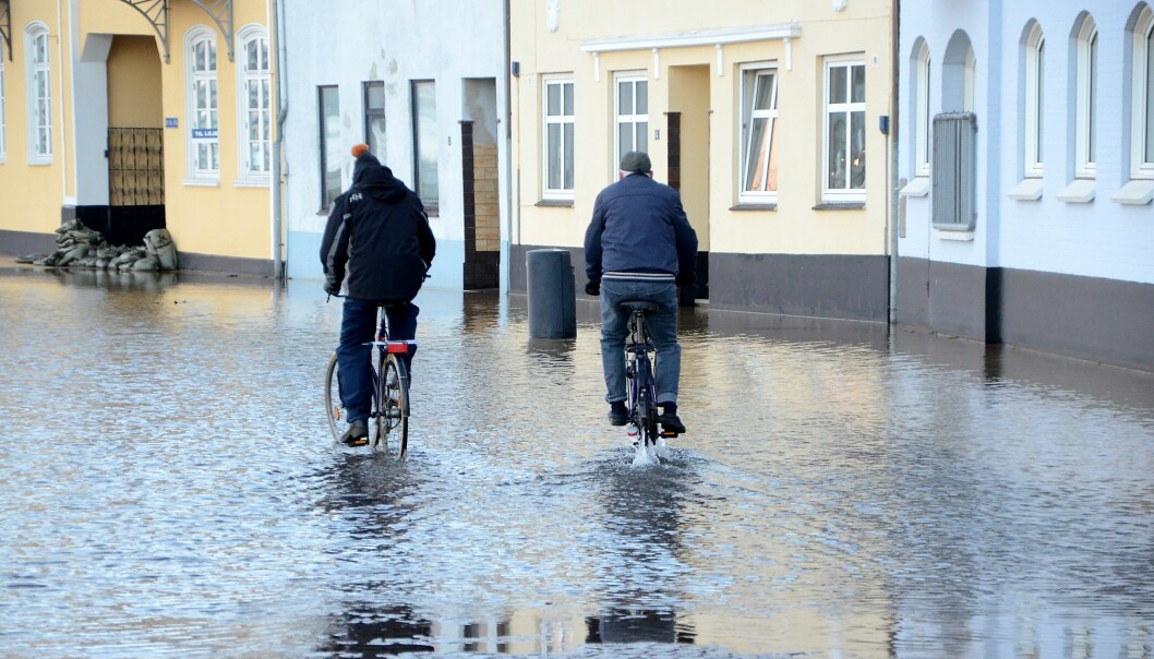 Recent staff cuts at the Danish Meteorological Institute (DMI) is a concern to many scientists. (Photo: private photo)