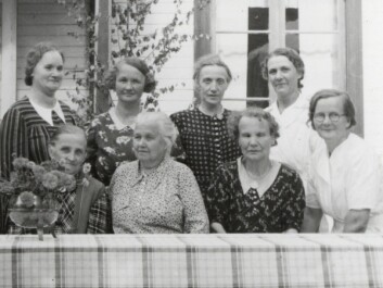 A scene from an organised housewife holiday in Sweden anno 1930.   (Photo: Britt-Marie Sohlström/flickr.com. License CC 2.0)