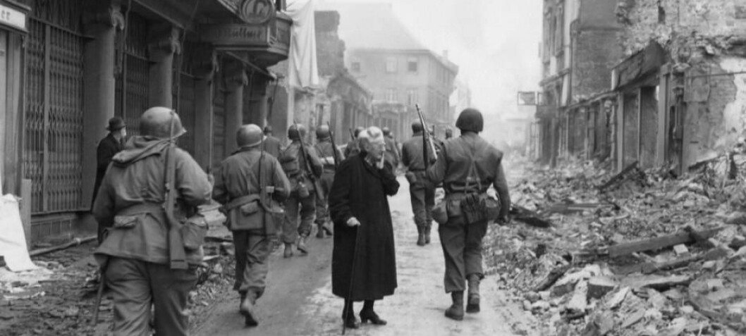 Sexual offences increased in Denmark during the Second World War