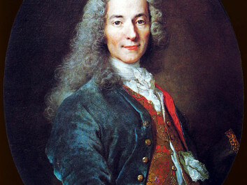 One of the philosophers who used China as an example of how Europe could be better was Voltaire. (Photo: Manfred Heyne)