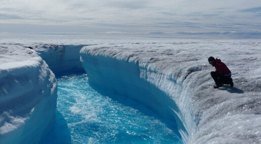 Predicting the next big flood in Greenland