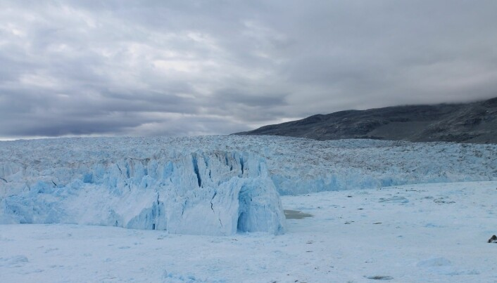 Glaciers are vital for Greenland's fisheries