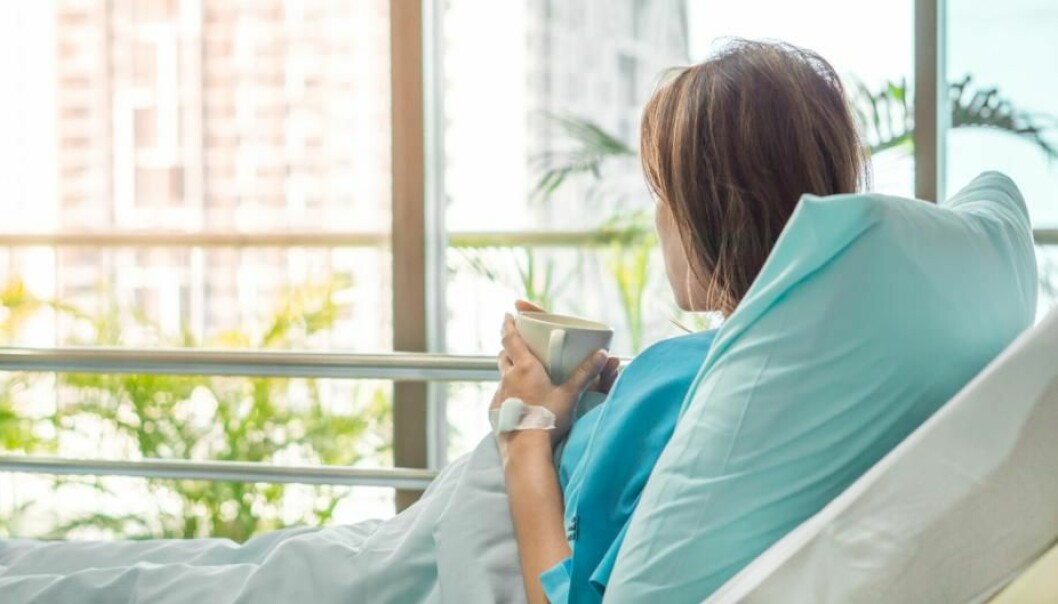 Light has such a beneficial effect on patients that it should be incorporated into the design of hospitals, say the scientists behind a new study. (Photo: Shutterstock)