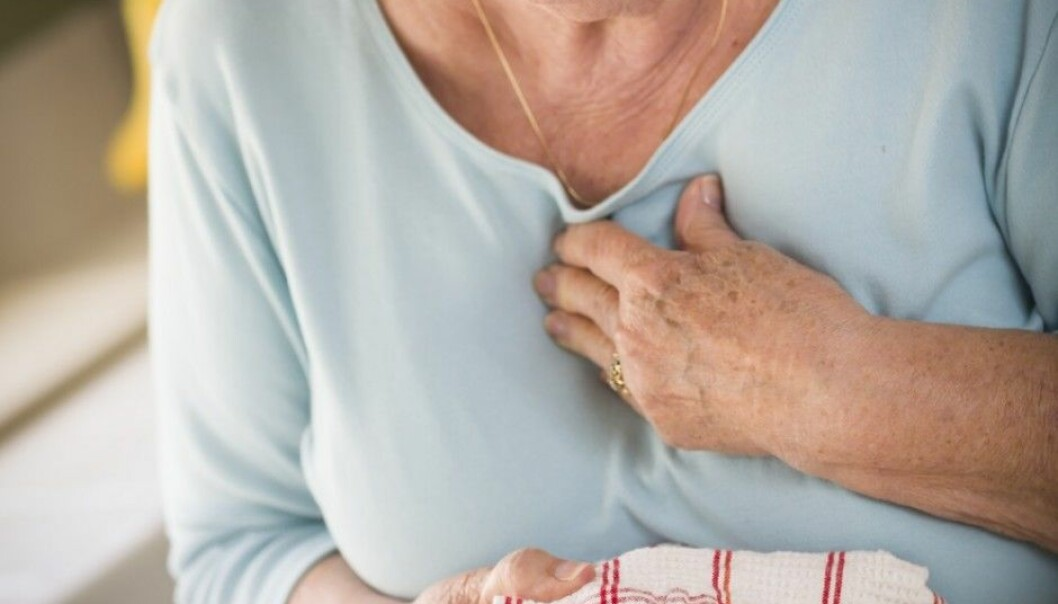Swedish researchers have linked 280,000 heart attacks with weather data. (Photo: Shutterstock / NTB scanpix)