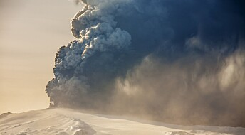 Volcanic eruptions hastened the end of the last ice age