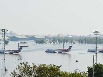 Extensive flooding in Bangkok in 2011 left Don Muang International Airport out of action. (Photo: Shutterstock)
