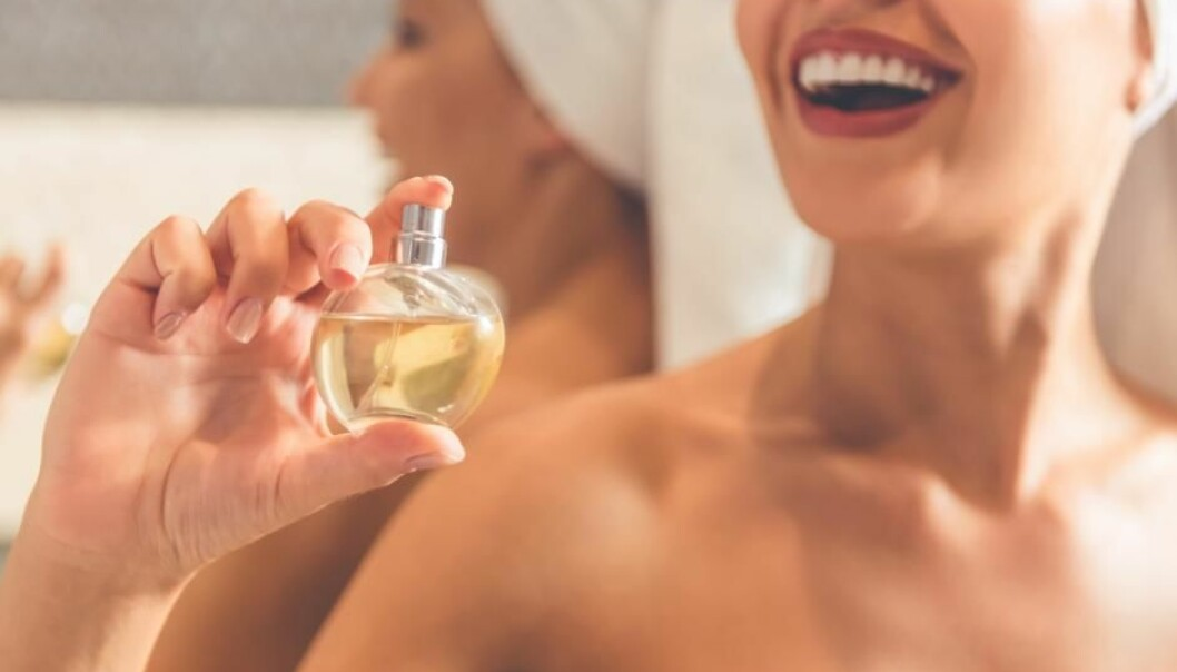 Scented perfumes, soaps, candles, and many other products can be strong, but the concentrations found indoors are not high enough to have a toxic or allergic effect on people. (Photo: Shutterstock)