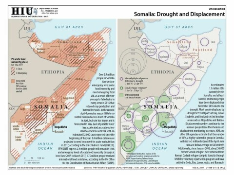 Somalia conflict and famine: the causes are bad governance