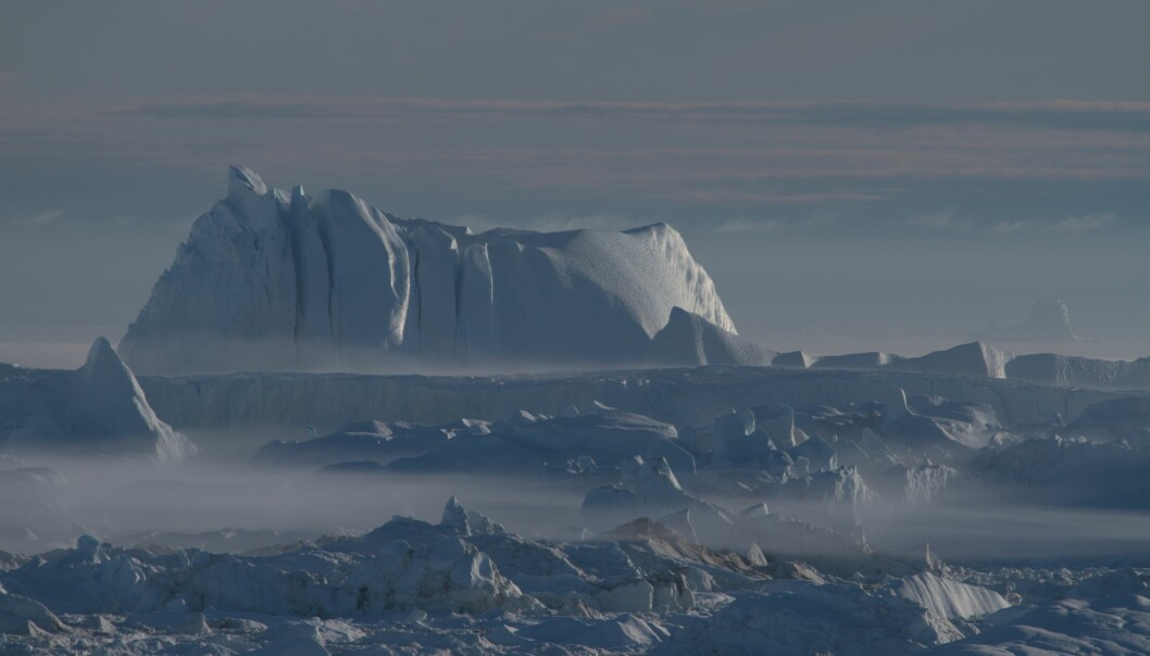 How did the Greenland ice sheet fare this year? Climate scientists from the Danish Meteorological Institute give their verdict (Photo: Martin Luethi (distributed via imaggeo.egu.eu))