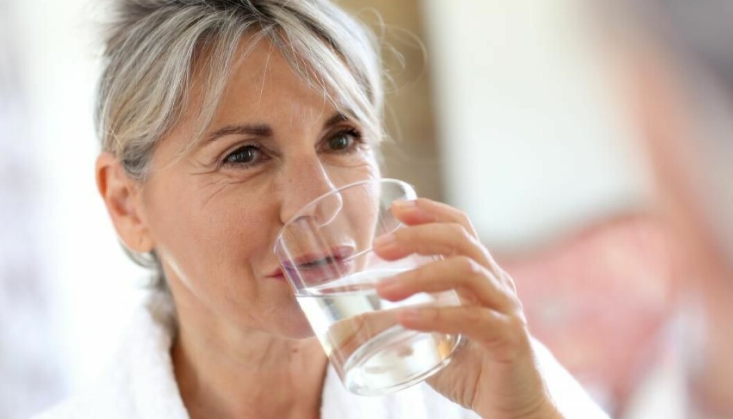 Drinking water from West Denmark contains very little lithium, which is a naturally occurring substance in groundwater. (Photo: Shutterstock)