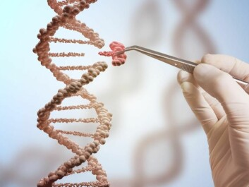 CRISPR/Cas9 technology allows scientists to remove, insert, or change the DNA sequences virtually anywhere in the genome. (Photo: Shutterstock)