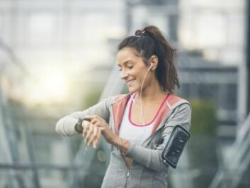 Apps such as Endomondo and Runkeeper store your training history. You can view your workouts on a weekly or monthly basis. (Photo: Shutterstock)