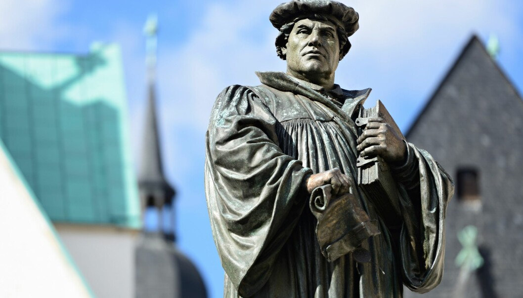 The Wittenberger monk Martin Luther published his 95 theses against the Roman Church in 1517 CE. Shortly after, Europe was thrown into religious turmoil. But who would come out on top? (Photo: Shutterstock)
