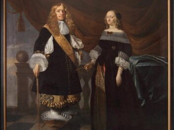 Aristocracy had to find new ways to legitimise their power once the Reformation arrived. Gone were the swords and warrior figures of pre-reformation Denmark. From here on, the ruling class would transform themselves into bureaucrats. Shown here are Christen Skeel (1623-1688) and Birgitte Rosenkrantz. (Photo: Roberto Fortuna/Gammel Estrup - Herregårdsmuseet)