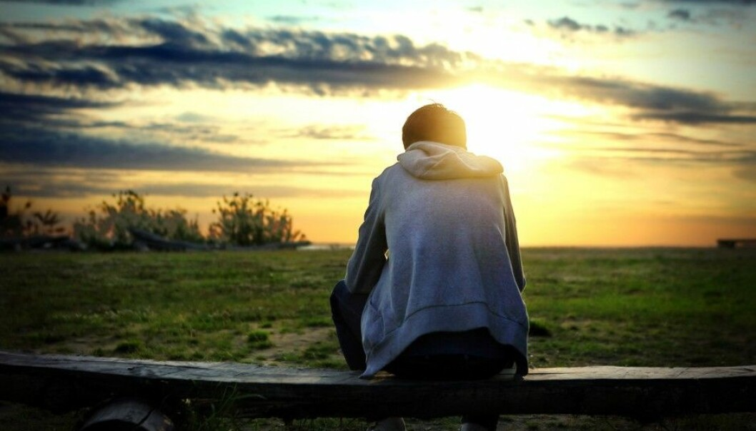 Swedish researchers have perused data relating to 185,000 persons who have been in treatment for suicide attempts and self-injuries in Sweden in the years from 1971 to 2010. (Illustrative photo: Shutterstock / NTB scanpix)
