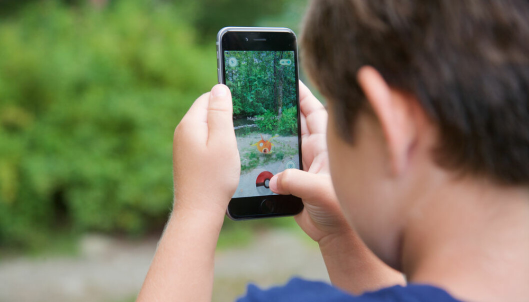 New research project will investigate how technology, such as games like Pokemon Go, can be used to encourage and facilitate learning in the real world. (Photo: Shutterstock)