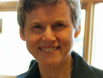 Agnes Bolsø emphasises that the heterosexual flirt involves power differences between men and women. (Photo: Mari Lilleslåtten)
