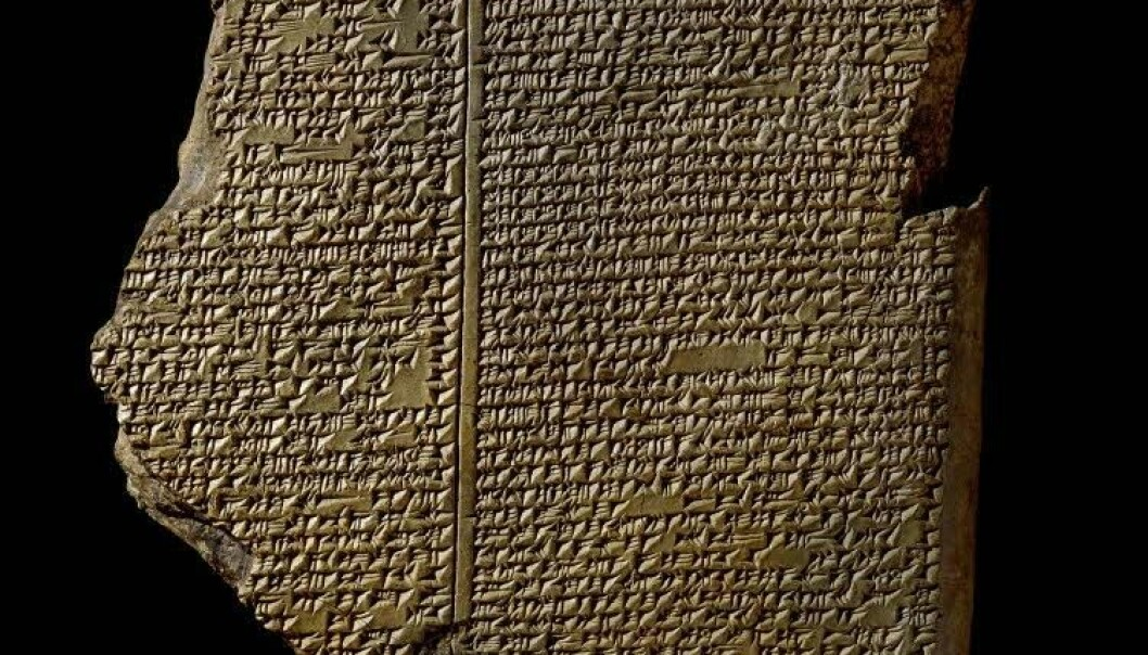Clay tablets from ancient Mesopotamia provide an entirely new insight to early medical history. (Photo: © The Trustees of the British Museum)