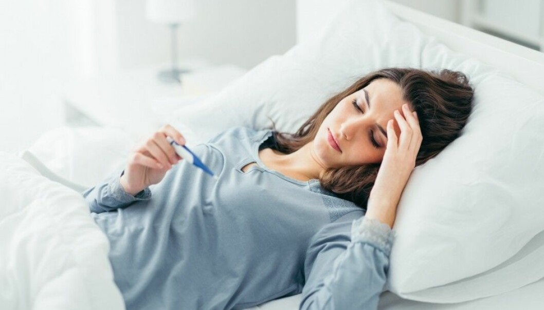 Is it safe to let an app act as natural birth control and tell you if you can have unprotected sex based on your body temperature every morning? (Photo: Shutterstock/NTB scanpix)