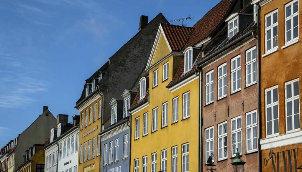 """Many apartments in Copenhagen were built more than 100 years ago using quality materials. They can easily adapt to modern demands and they are beautiful,"" says Nicolai Bo Andersen. (Photo: Shutterstock)"