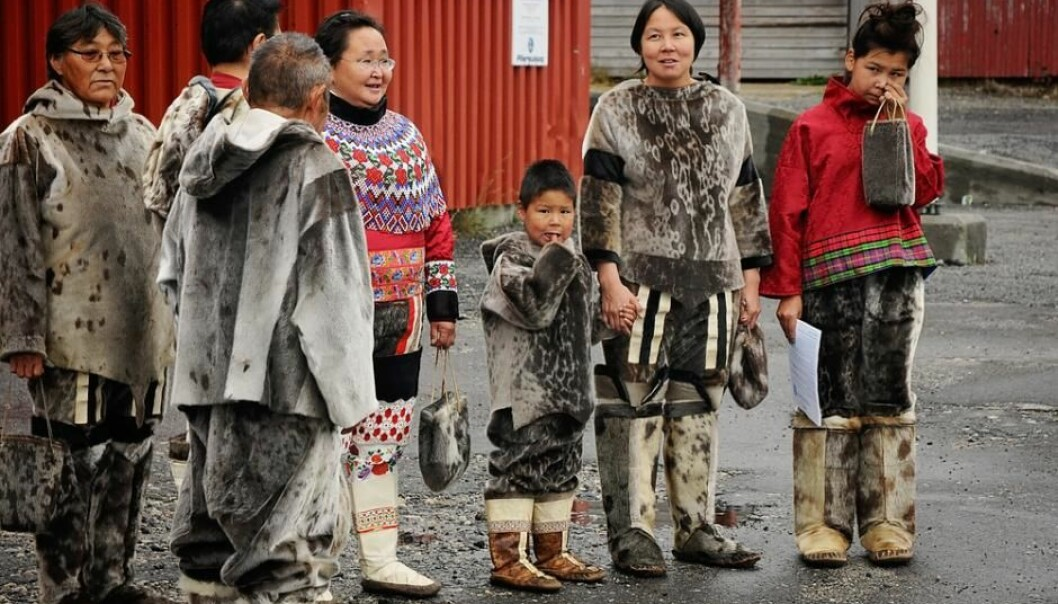 Inuit in Greenland have a significantly higher risk of obesity if they carry the newly discovered gene variant, which scientists hope could lead to new treatments for severe obesity. (Photo: Shutterstock)