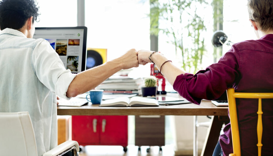 Surely a workplace with a high degree of trust is always a good thing? But trust is complex and it can also have a dark side. (Photo: Shutterstock)