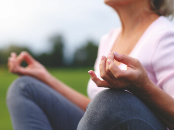 There are also a number of other ongoing trials that do not involve drugs at all. They instead target behaviour or focus on physical activities, such as yoga, to ease the symptoms of Alzheimer's disease. (Photo: Shutterstock)
