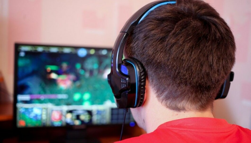 Does playing computer games make teens asocial? (Photo: Iryna Tiumentseva/Shutterstock/NTB scanpix)