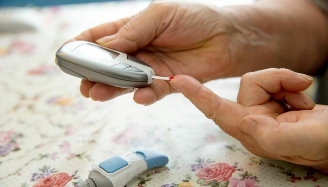 Type 2 diabetes has consequences for the entire body. A new method uses a urine sample, and not a blood test, to identify the consequences of disease. (Photo: Shutterstock)