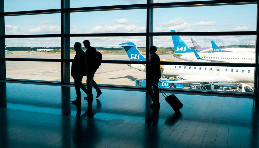 Whether or not Sweden ultimately succeeds and reduces greenhouse gas emissions from aviation will depend on setting the right price for this new tax. (Photo: Shutterstock)