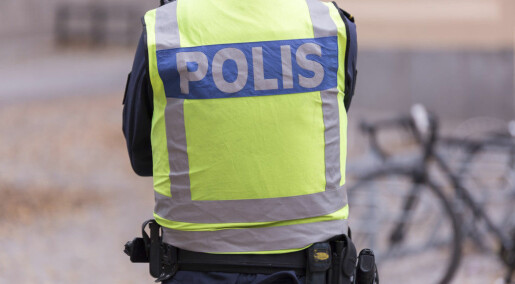 Fear of reprisals muzzles Swedish police