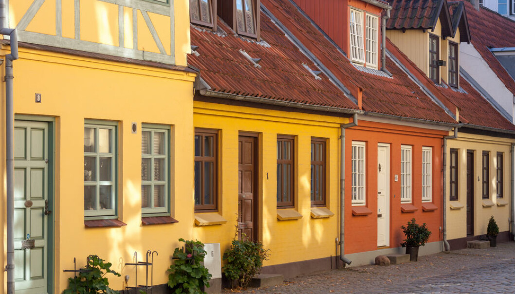 Odense is conventionally thought to have been established in the year 988 CE, according to written sources. But a new study suggests that there was already an established settlement at the site two centuries before. (Photo: Shutterstock)
