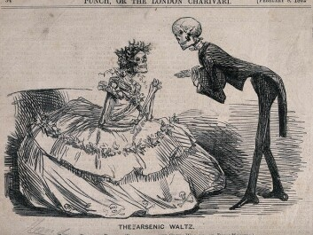 'The Arsenic Waltz'. (Photo: Wellcome Collection, CC BY-SA)