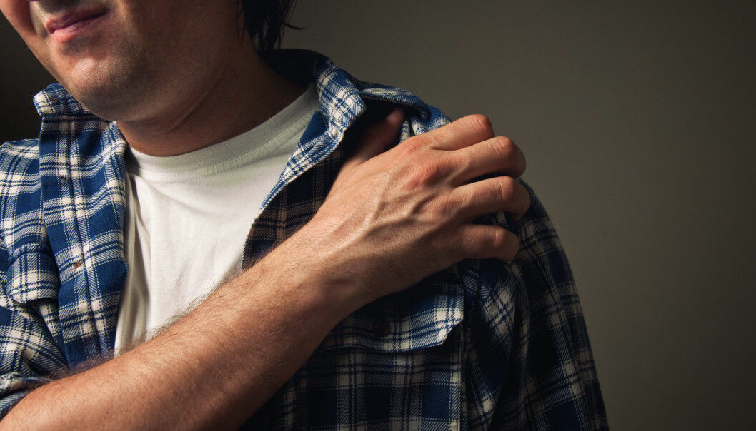 Undergoing an operation for shoulder pain has become increasingly common. But research suggests that the procedure doesn't work any better than a placebo. (Photo: igorstevanovic / Shutterstock / NTB scanpix)