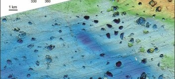 Giant gas craters discovered at the bottom of the Barents Sea