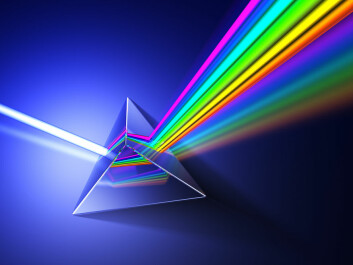 Lorenz studied many things throughout his life, including the properties of light. He derived for the first time a specific law relating a body's refraction index to its density. A law of this kind was first suggested by Sir Isaac Newton, but the correct answer only came with Lorenz's work. (Photo: Shutterstock)