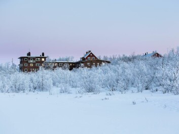 Abisko Scientific Research Station is found 200km north of the Arctic Circle, in Swedish Lapland. The region is also popular with tourists hoping to spot the Northern Lights. (Photo: lars.lehnert, CC BY-SA)