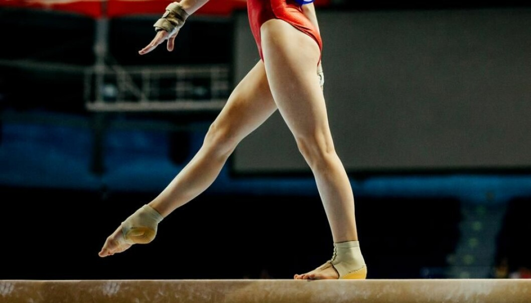 A wealth of research now shows that more than 40 per cent of women engaged in aesthetic sports to a professional level, like dance and gymnastics, show signs of an eating disorder. (Photo: Shutterstock)