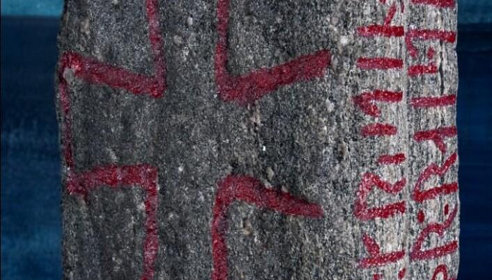 Unique runestone made world heritage