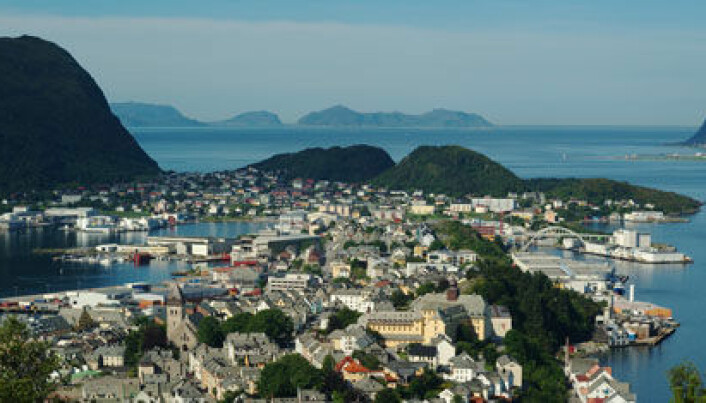 Urban Norway on the rise