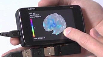 Your smartphone can scan your brain