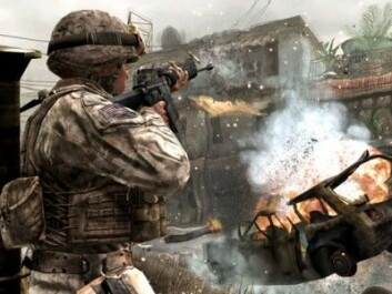 Games such as 'Call of Duty: Modern Warfare' give an accurate reflection of our cultural reality, says new study. (Photo: screenshot from the game)