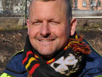 Fredrik Hallgren. (Photo: Stiftelsen Kulturmiljövård)