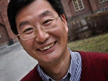 Licheng Sun, Professor of Organic Chemistry at the Royal Institute of Technology (Photo: KTH)