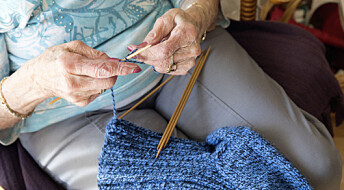 Crosswords, knitting and gardening lower the risk of Alzheimer's